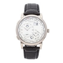 A. Lange & Söhne 116.039 White gold Lange 1 41.9mm pre-owned United States of America, Pennsylvania, Bala Cynwyd