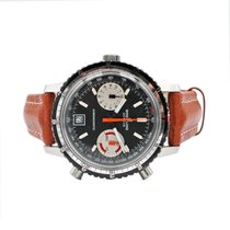 Breitling Chrono-Matic (submodel) 2110 Very good Steel 40mm Automatic
