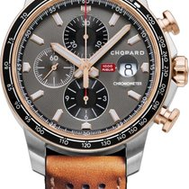Chopard Gold/Steel 44mm Automatic Mille Miglia new United States of America, New York, Airmont