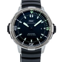 IWC Aquatimer Automatic 2000 Titanium 46mm Black United States of America, Georgia, Atlanta