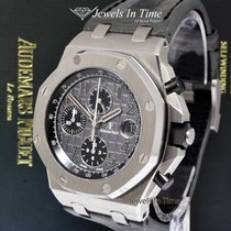 Audemars Piguet Royal Oak Offshore Chronograph Steel 42mm Grey United States of America, Florida, 33431