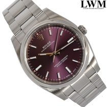 Rolex Steel 34mm Automatic 114200 pre-owned