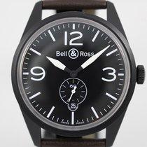 Bell & Ross Acero 40mm Automático 30FT363 usados