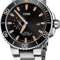 Oris Aquis Small Second 01 743 7733 4159-07 8 24 05PEB 2020 new
