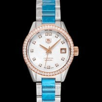 TAG Heuer Carrera Lady 28mm Mother of pearl United States of America, California, San Mateo