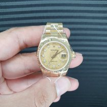 Rolex 179178 Yellow gold 2019 Lady-Datejust 26mm new