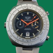 Heuer Steel 45.5mm Automatic pre-owned United States of America, California, Los Angeles