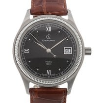 Chronoswiss Pacific Brown Strap