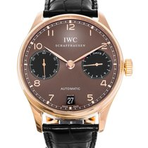 3d7dcaa0fa2 IWC Portuguese Automatic ouro rosa - Todos os preços de relógios IWC ...