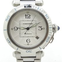 Cartier Pashà Automatic 38 mm Men's Size Steel Mint Conditions