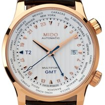 Mido Multifort GMT Automatikuhr M005.929.36.031.00