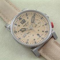 Hanhart Primus Desert Pilot 740.250-3720 Chronograph ungetragen