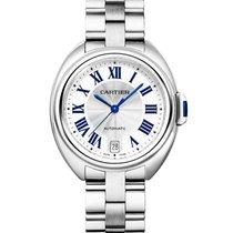 Cartier WSCL0006 Cle de Cartier in Steel - on Steel Bracelet...