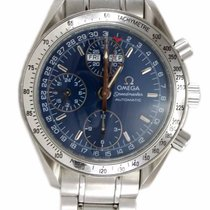 Omega Speedmaster Day Date 39mm Blue United States of America, California, Los Angeles