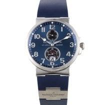ユリス・ナルダン (Ulysse Nardin) Maxi Marine Chronometer 41mm 263-66-3...