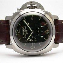 沛納海 Luminor 1950 10 Days GMT 二手