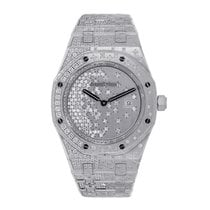 Audemars Piguet Royal Oak Lady new 33mm White gold