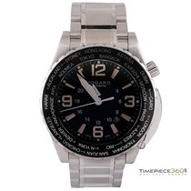 Vogard Business Officer 44mm Steel
