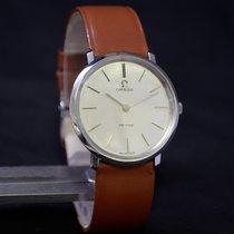 Omega De Ville Winding Swiss Wristwatch Ref-111.077