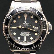 Rolex Sea-Dweller 1665 Rail Dial Amazing Conditions
