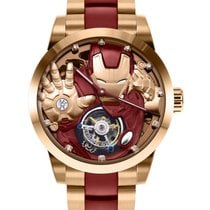 Memorigin Watch Tourbillon Iron Man Collector Limited Edition...