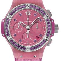 Hublot Big Bang Purple Linen (Limited Edition)
