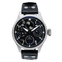 IWC Große Fliegeruhr neu 2010 Automatik Uhr mit Original-Box und Original-Papieren IW502620