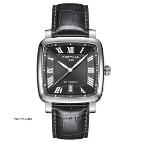 e8f1f16c8e2 Certina DS Podium Square - Todos os preços de relógios Certina DS Podium  Square na Chrono24