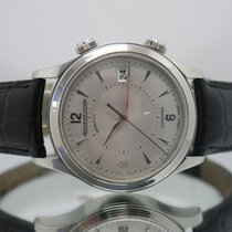 2950bd1021a Jaeger-LeCoultre Master Control Memovo with Box and Papers