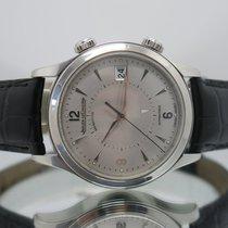 Jaeger-LeCoultre Master Memovox Steel 40mm Silver Arabic numerals United Kingdom, Essex