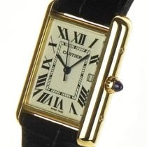 Cartier Tank Louis Cartier occasion 26mm Or jaune