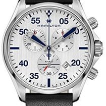 Hamilton Khaki Aviation Chrono Quartz Red Bull Air Race