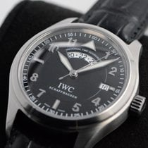 IWC Pilot Spitfire UTC IW325101 Unworn Steel 39mm Automatic