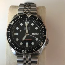 精工 SKX007K2 鋼 Prospex (Submodel) 42mm