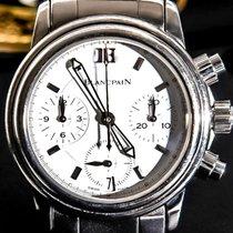 Blancpain Chronograf 36mm Automatika použité Léman (Submodel) Bílá