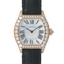 Cartier Tortue pre-owned 28mm Rose gold