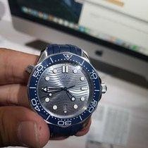 Omega 21032422006001 Steel Seamaster Diver 300 M 42mm