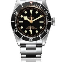 Tudor Black Bay (Submodel) pre-owned 41mm Steel