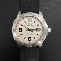 Breitling Colt 44 Steel 44mm Champagne Arabic numerals
