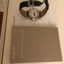 Jaeger-LeCoultre Master Compressor Chronograph new 2010 Automatic Chronograph Watch with original box and original papers 146.8.25