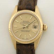 Rolex Lady-Datejust 69178 Automatik 1982 gebraucht