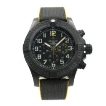 Breitling Avenger Hurricane 56mm Black United States of America, New York, New York