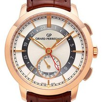 Girard Perregaux new Automatic Center Seconds Luminescent Hands 40mm Rose gold Sapphire Glass