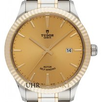 Tudor Style Gold/Steel 41mm Champagne