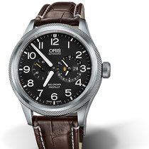 Oris Big Crown ProPilot Worldtimer Steel Black