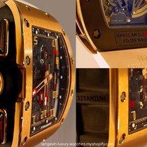 Richard Mille RM 011 Tytan 50mm Arabskie