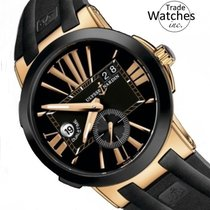 Ulysse Nardin Executive Dual Time Rose gold 43mm Black United States of America, Florida, North Miami Beach