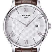Tissot T063.610.16.038.00 Steel Tradition 42mm new