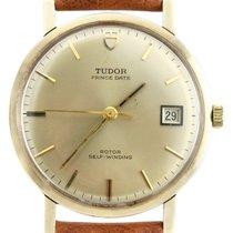 Tudor Prince Date Жёлтое золото 35mm