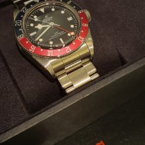 Tudor Black Bay GMT Steel 41mm Black No numerals UAE, Abu Dhabi